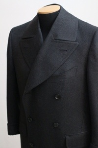 CAPPOTTO ULSTER (ULSTER COAT)