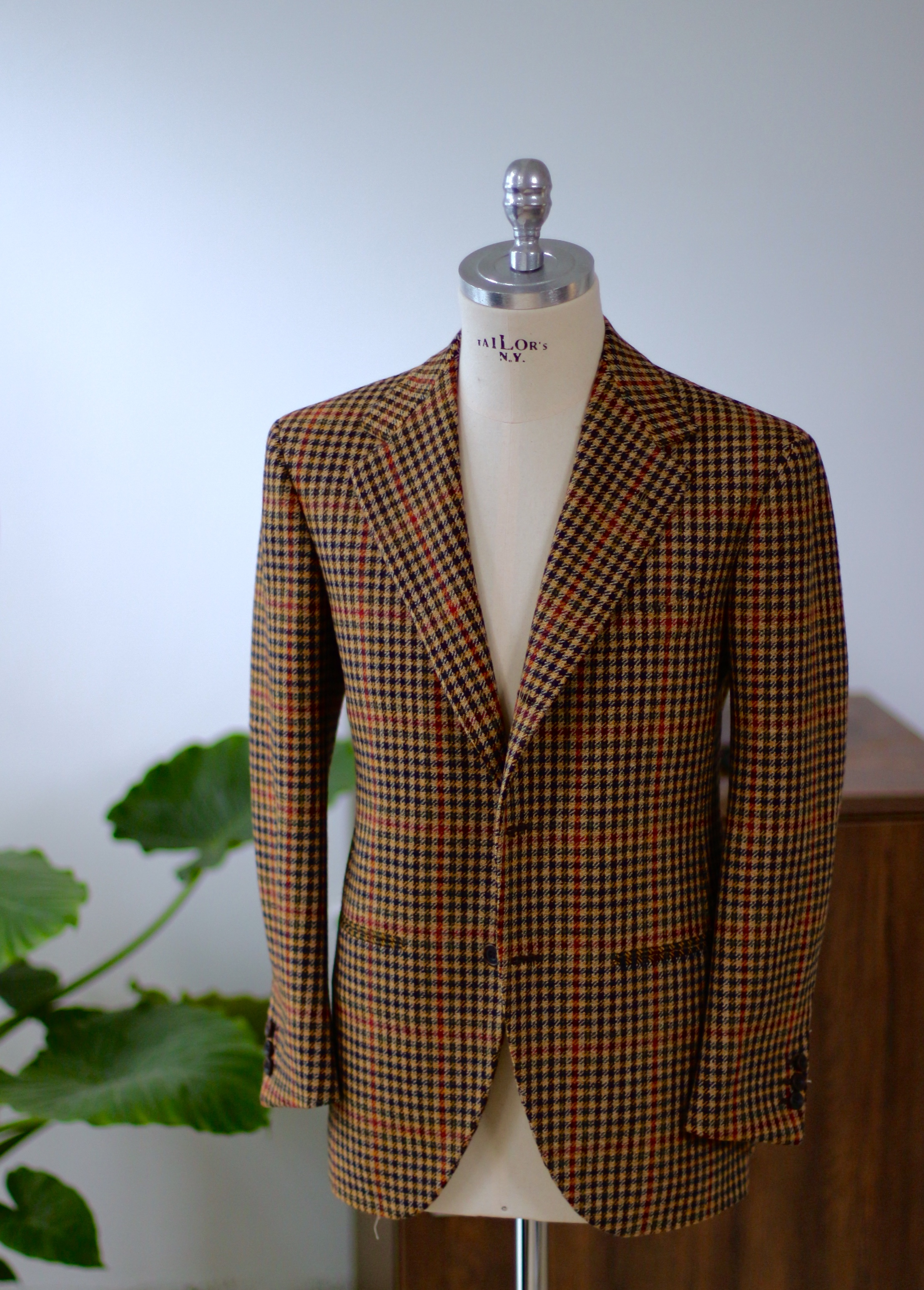 Lovat Tweed Jacket