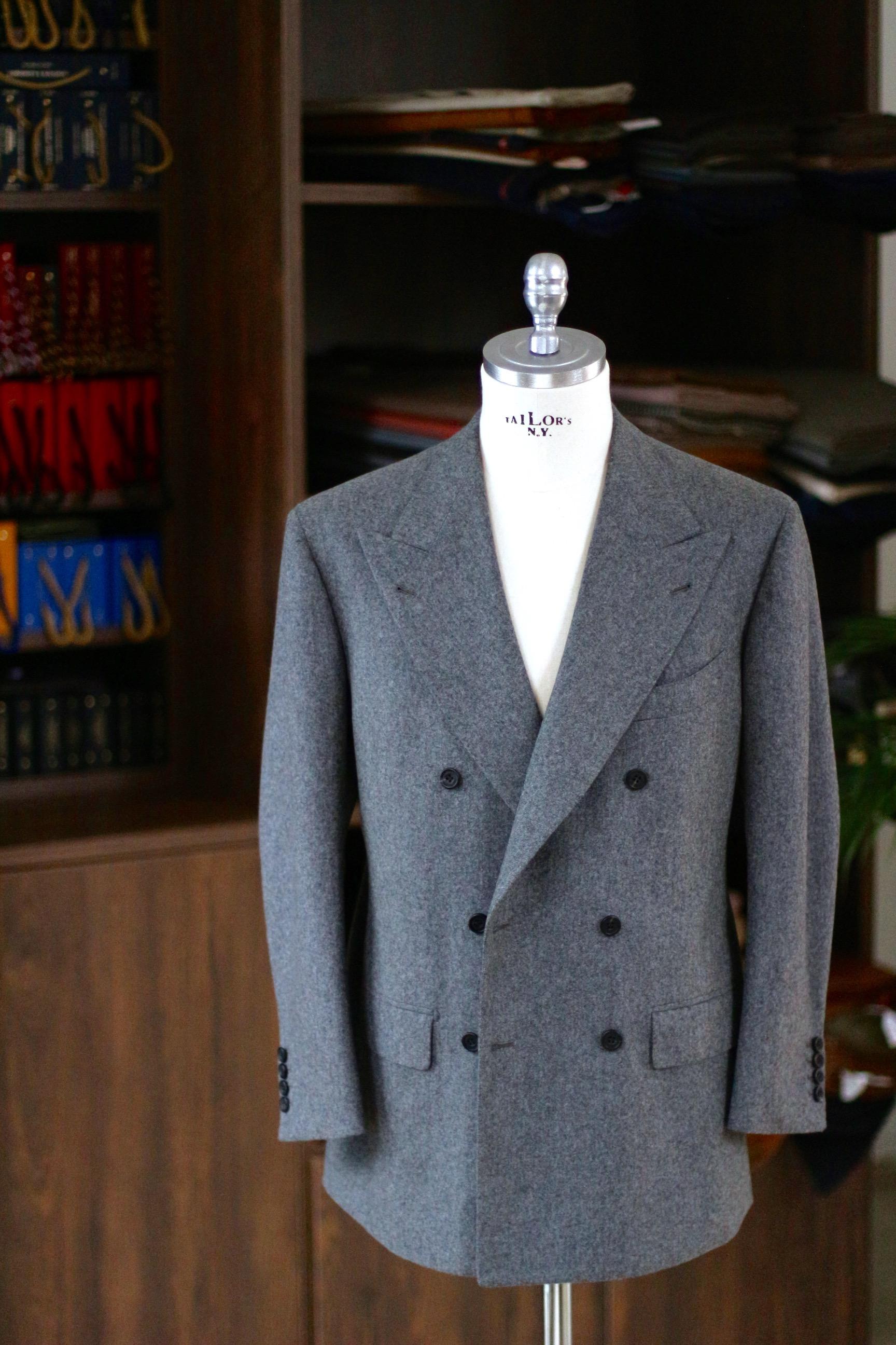 Vintage Grey Flannel