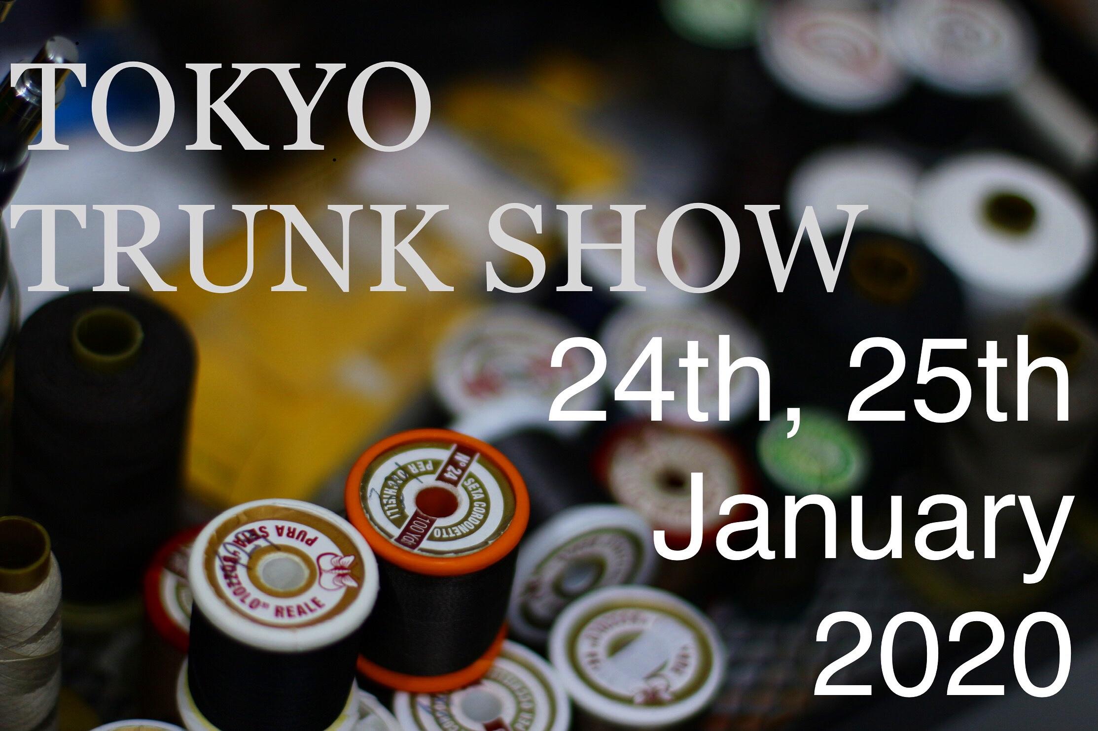 TOKYO TRUNK SHOW
